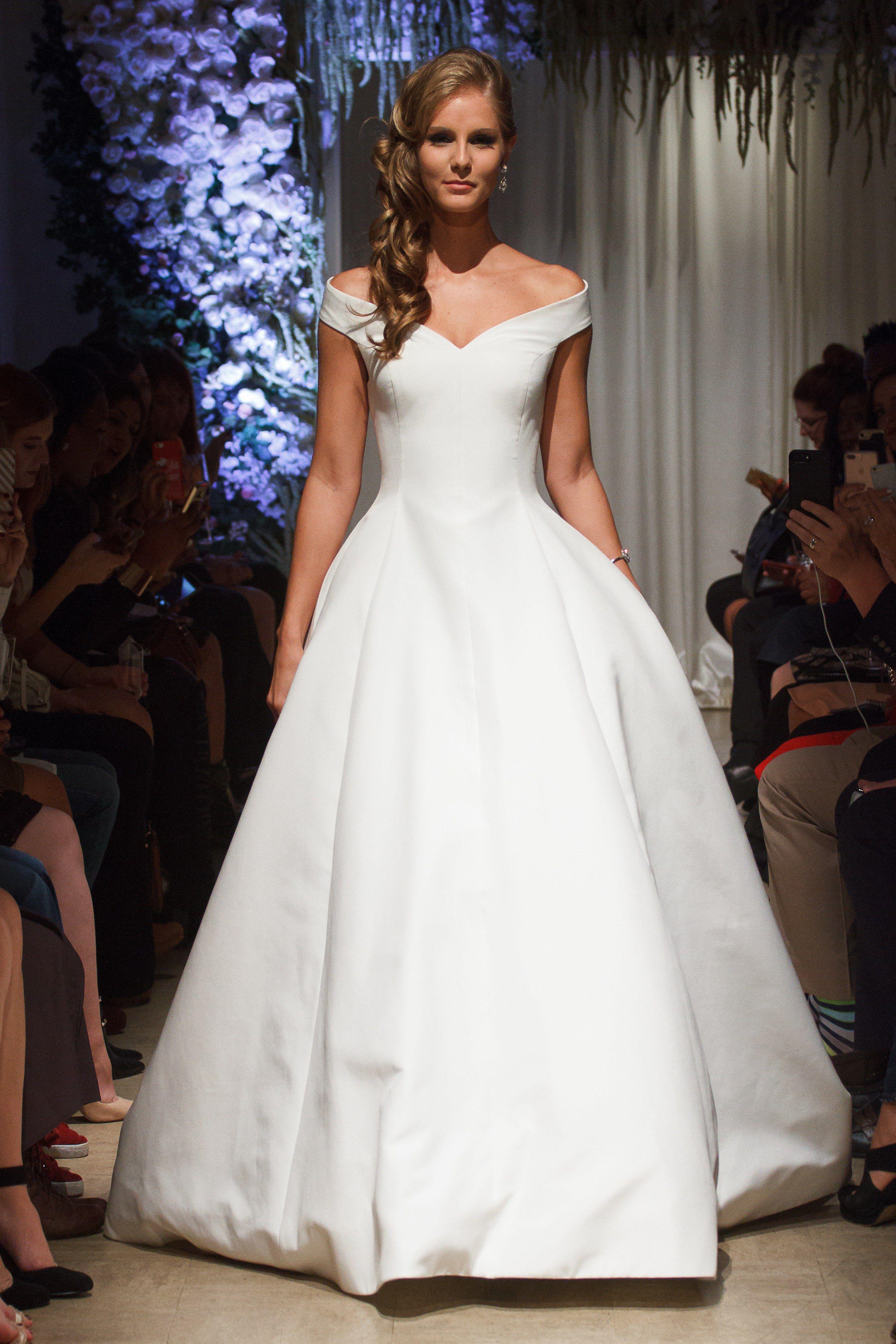 Matthew Christopher Bridal U0026 Wedding Dress Collection Fall 2018