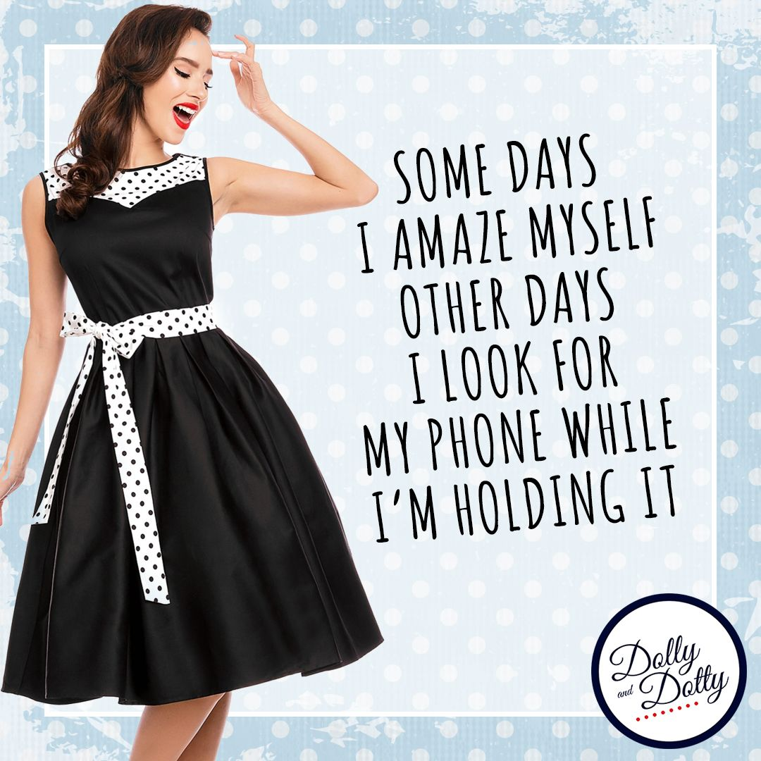Quote Of The Day Vintage Rockabilly Dress Rockabilly Dress Dresses Uk