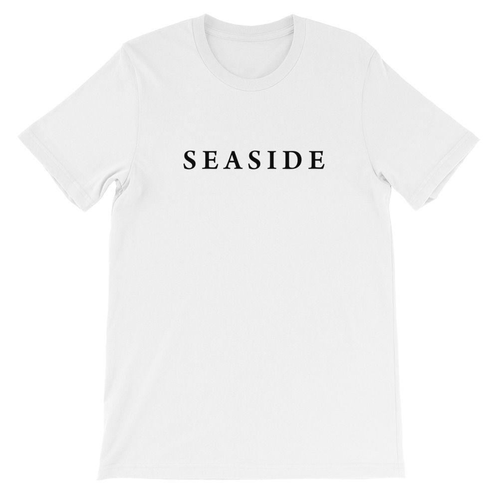 fd825ad3 Seaside Short-Sleeve Unisex T-Shirt in 2019   Shirts   Seaside shirt ...