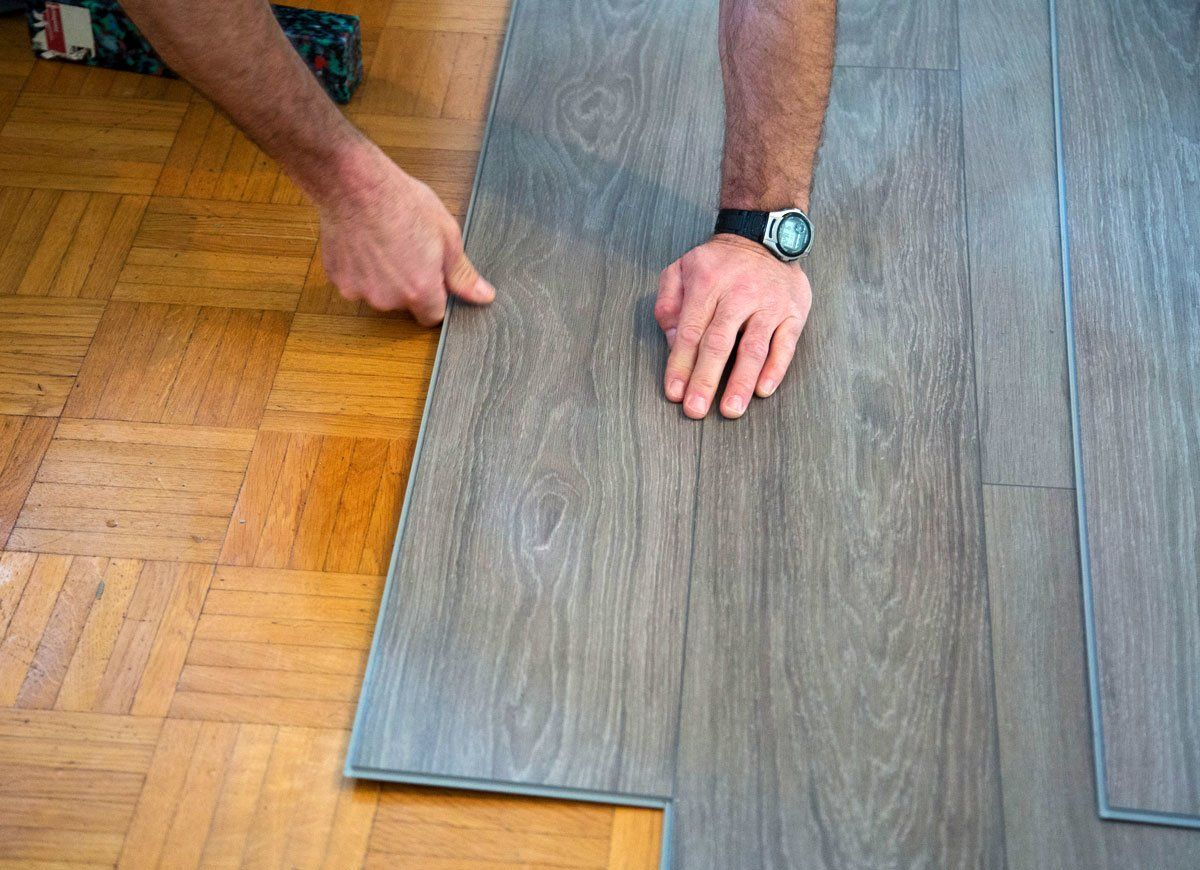 9 Places Asbestos May Still Be Lurking In Your Home Vinyl Flooring Flooring Asbestos Tile