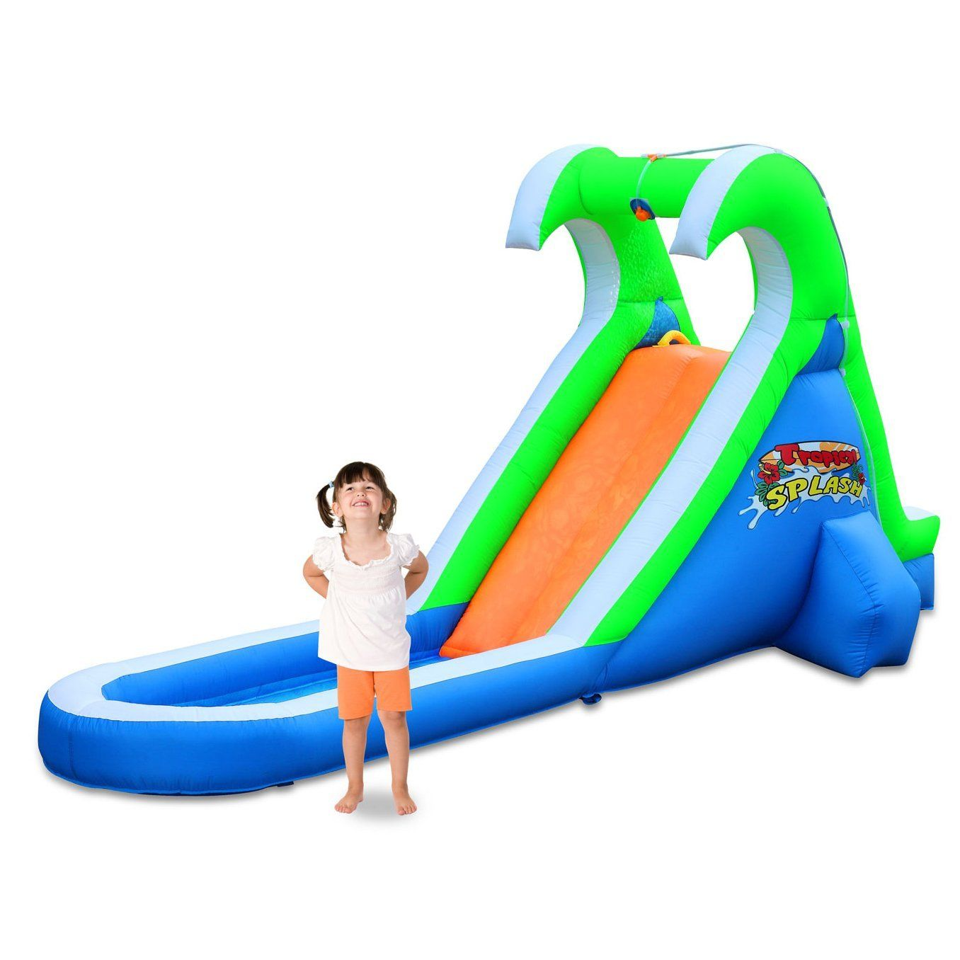 Top 10 Best Water Parks in 2019 Reviews | Inflatable water ...