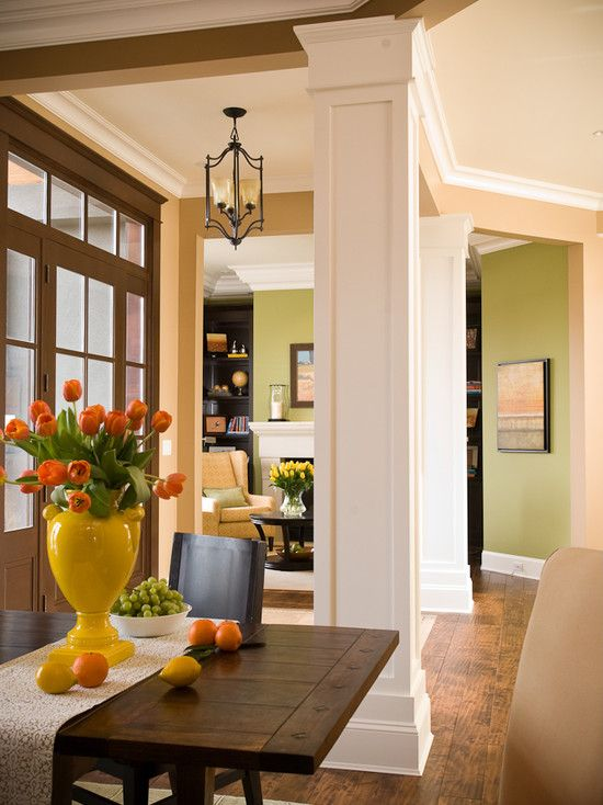 Columns Design. There is a column in our house that I would love to ...