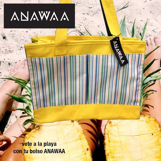 BOLSO ANAWAA + PLAYA
