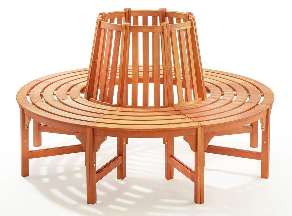 Rundbank Baumbank aus Bangkirai Hartholz Gartenmöbel Sitzgruppe Gartenbank Bank ähnliche tolle Projekte und Ideen wie im Bild vorgestellt findest du auch in unserem Magazin . Wir freuen uns auf deinen Besuch. Liebe Grü�