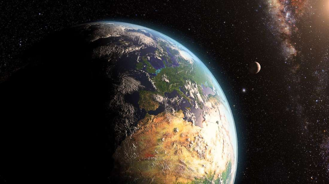 Ancient Earth Planets Planetary Science Interactive Map