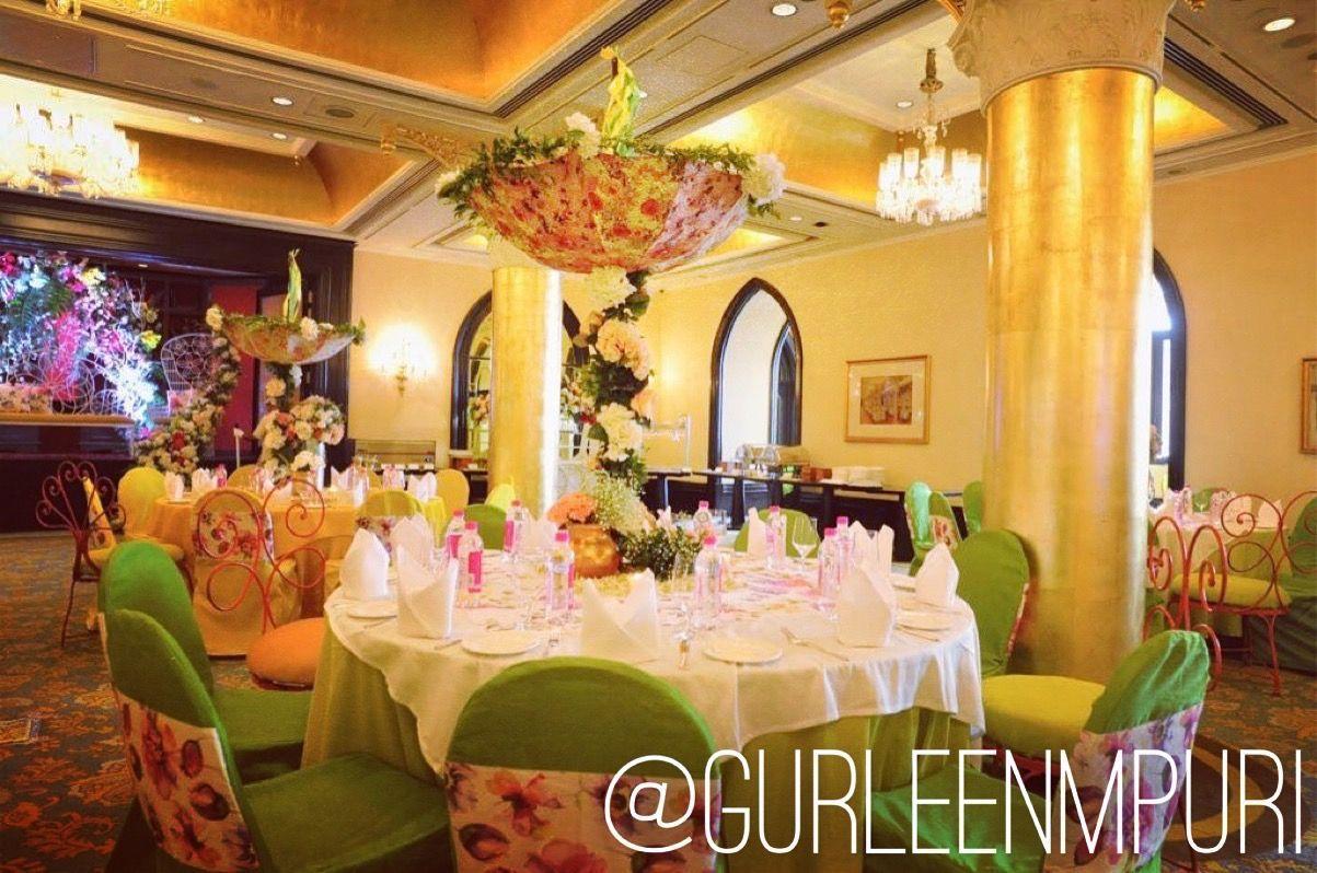 Modern wedding decor images  One of the best nights  Wedding Decor by Gurleen M Puri wedding