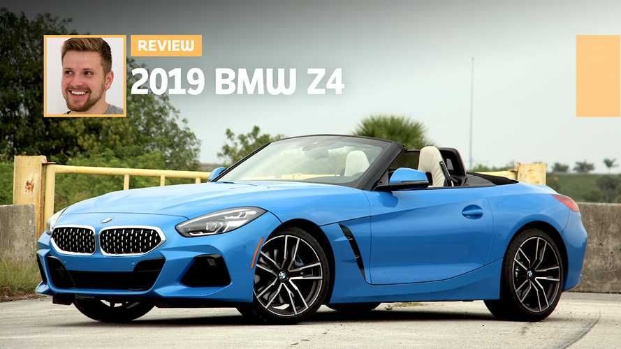 2019 BMW Z4 sDrive30i Review Top Down, Thrill Up Bmw z4
