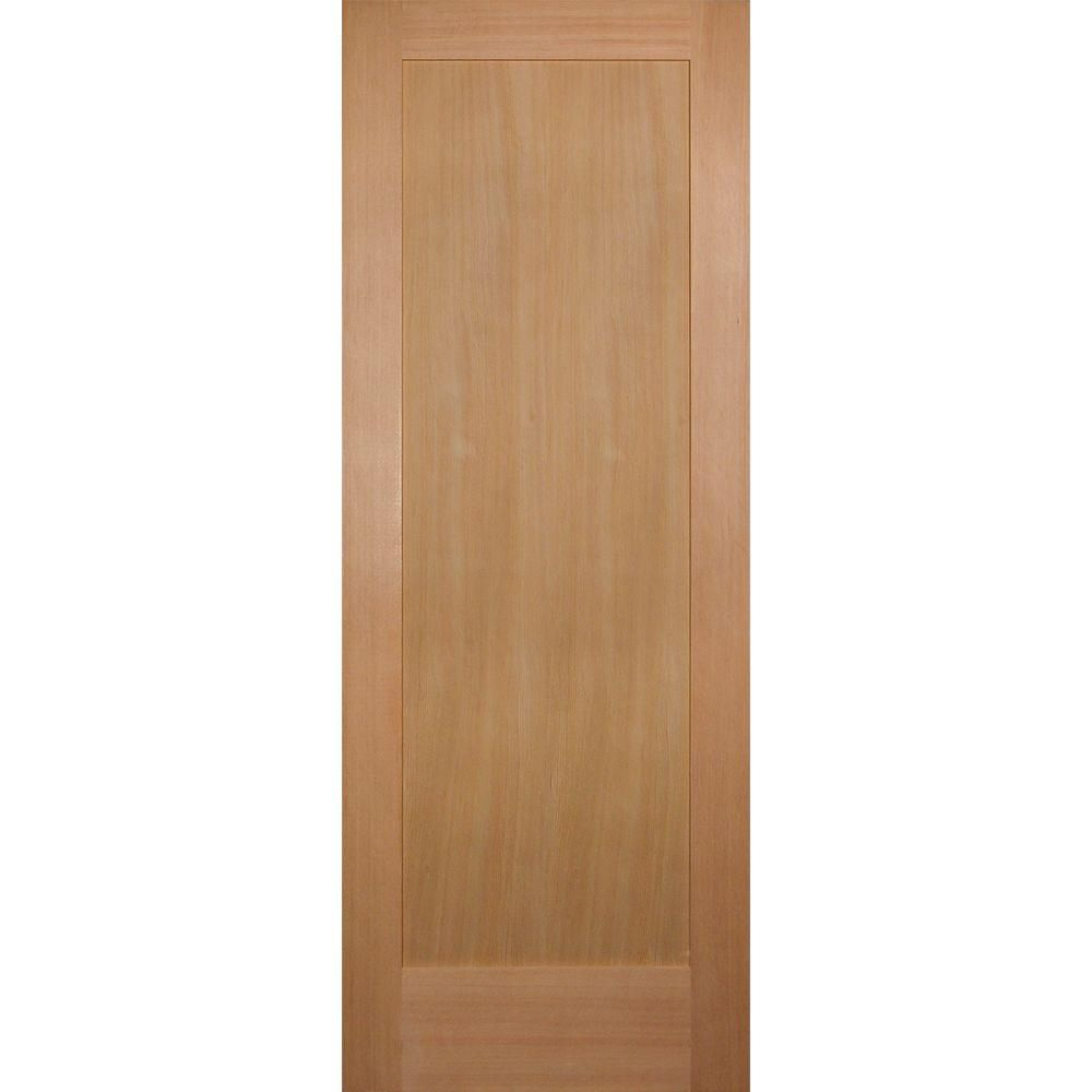 Builders Choice 30 In X 80 In 1 Panel Shaker Solid Core Hemlock Single Prehung Interior Door Hdhf1s26l The Home Depot Prehung Interior Doors Doors Interior Prehung Doors