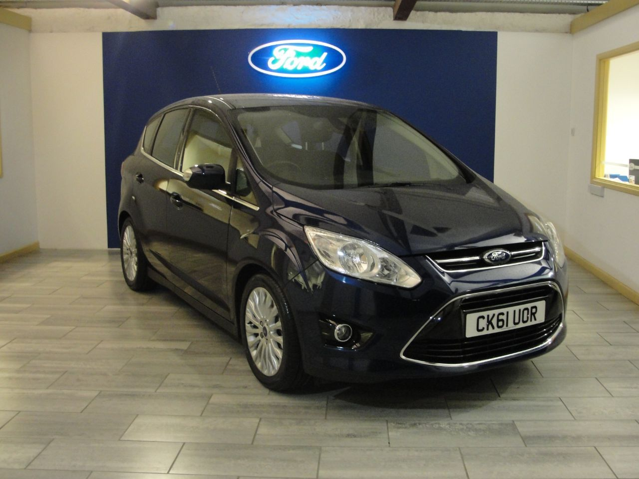 Now Sold Ford C Max 1 6 Titanium Please Call 01626 352000 Or