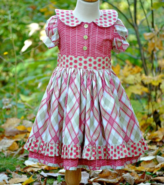 Alice\u0027s Tea Party - Girls Party Dresses, Boutique Dress, Girl and