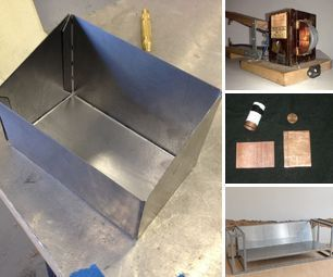 Sheet Metal Projects Sheet Metal Projects In 2019