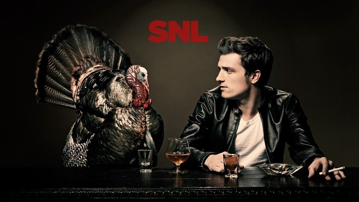 and this my fave to all of them!! like i said who would have though a picture with a turkey will look like this!! its freaking awesome!! its perfect and epic!! everything about the shot is perfect hope josh will make this his profile pic in his facebook or twitter ahaha