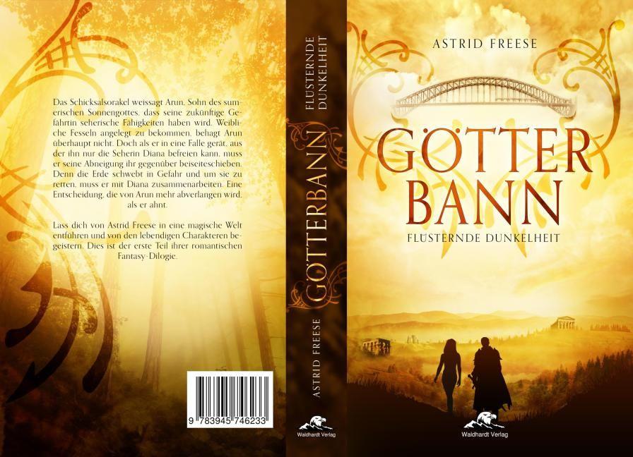 Götterbann – Flüsternde Dunkelheit | Waldhardt Verlag