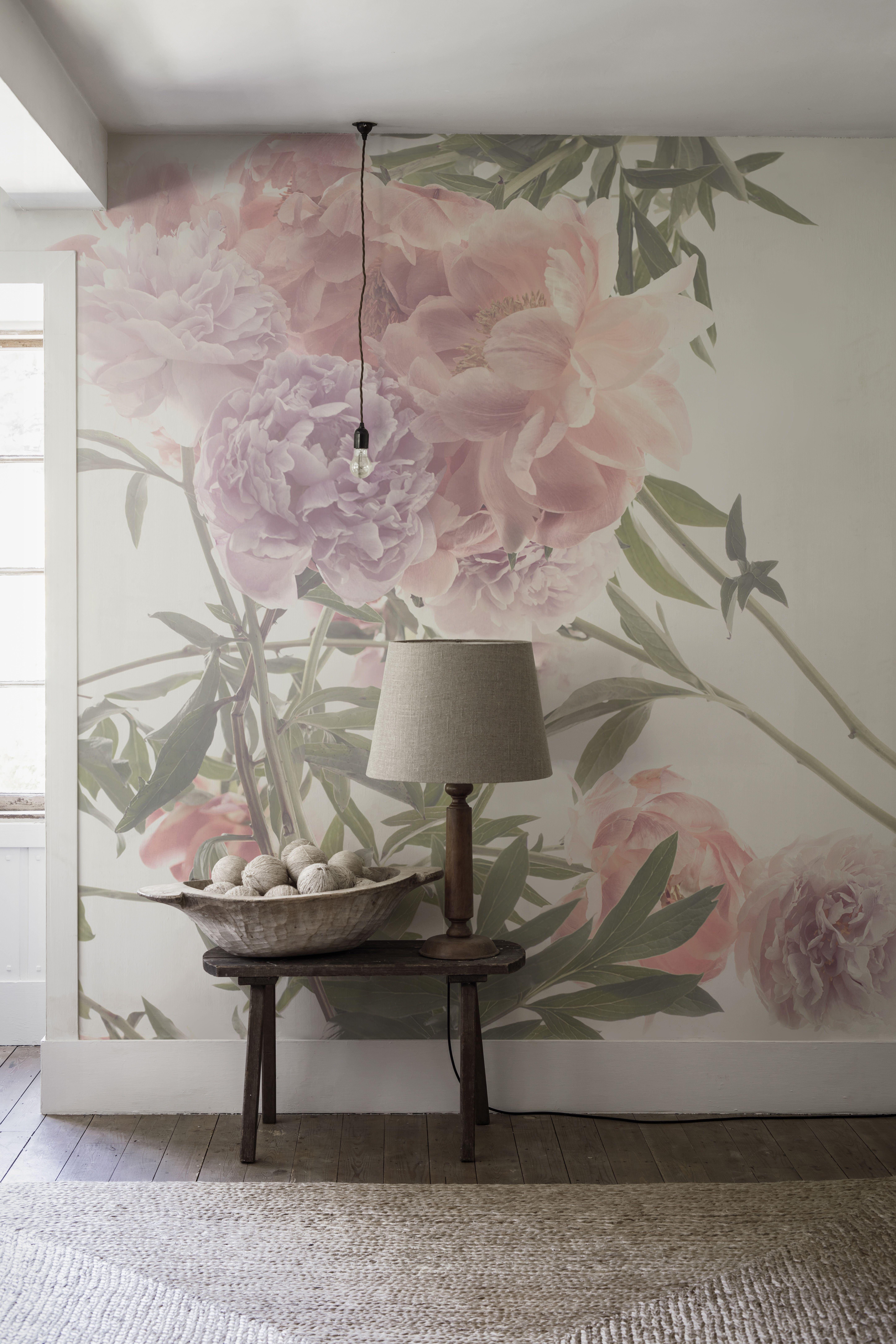 Spring Loosely Mural By David Slijper W A L L F L O O R W