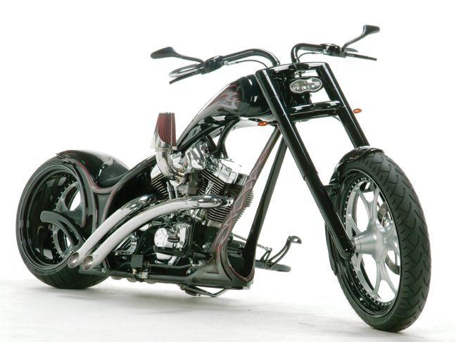 Gothic Custom Chopper 1 Custom Motorcycle Parts Custom Chopper