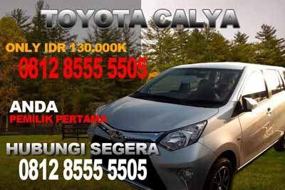 Toyota Calya Arsip Toyota Jakarta Mobil