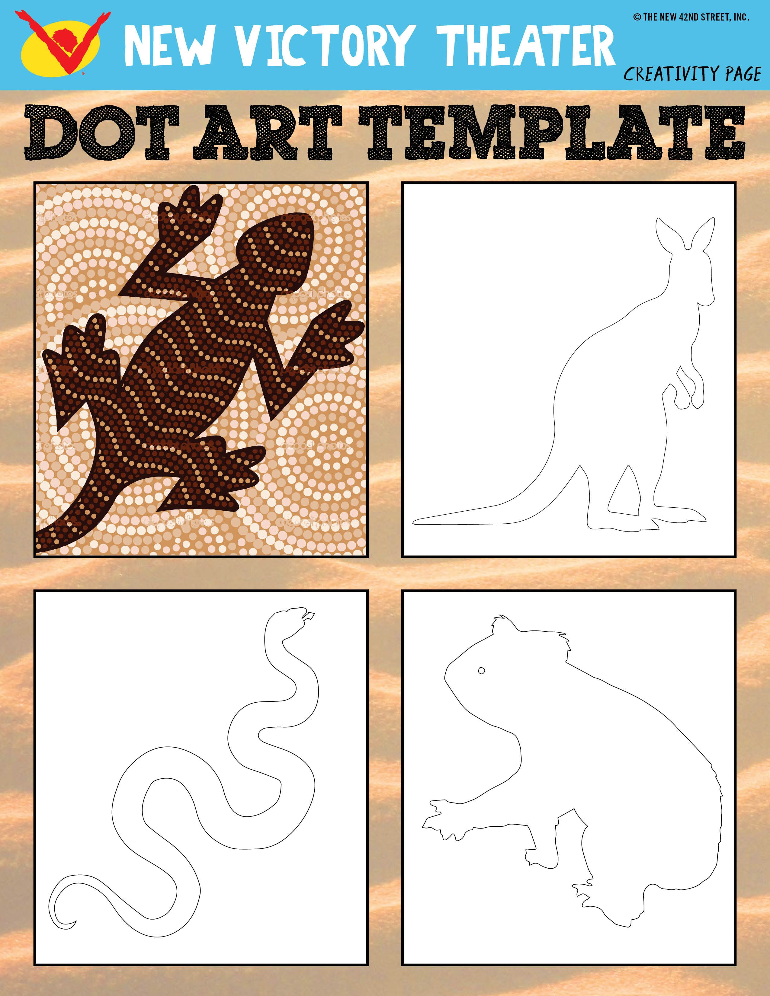 Learn About Traditional Aboriginal Art And Try It Out