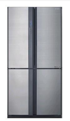 Prezzi e Sconti: #Sharp sj-ex820fsl frigorifero side by side ad Euro ...