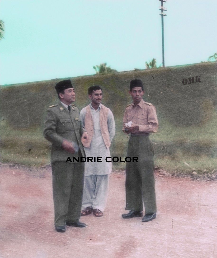 Gambar Pahlawan Yang Mempertahankan Kemerdekaan Indonesia