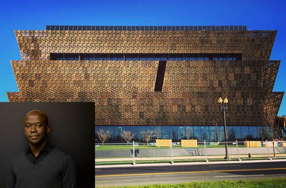 British architect David Adjaye awarded London Design Medal