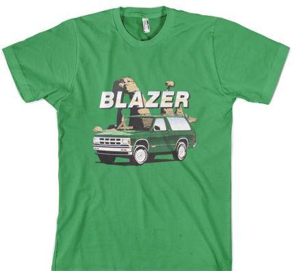 c027fd81f 1990's classic Chevy Blazer t-shirt | Hipster T-Shirts | Bowling ...