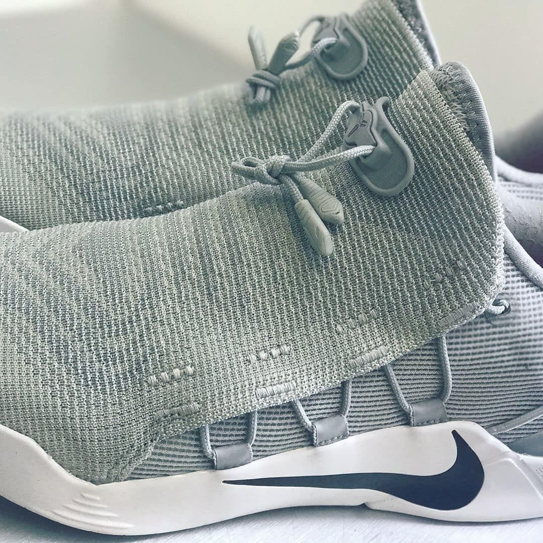 The Nike Kobe AD NXT is the next release from Kobe Bryant and Nike  Basketball featuring a strange drawstring upper with a shroud overlay.