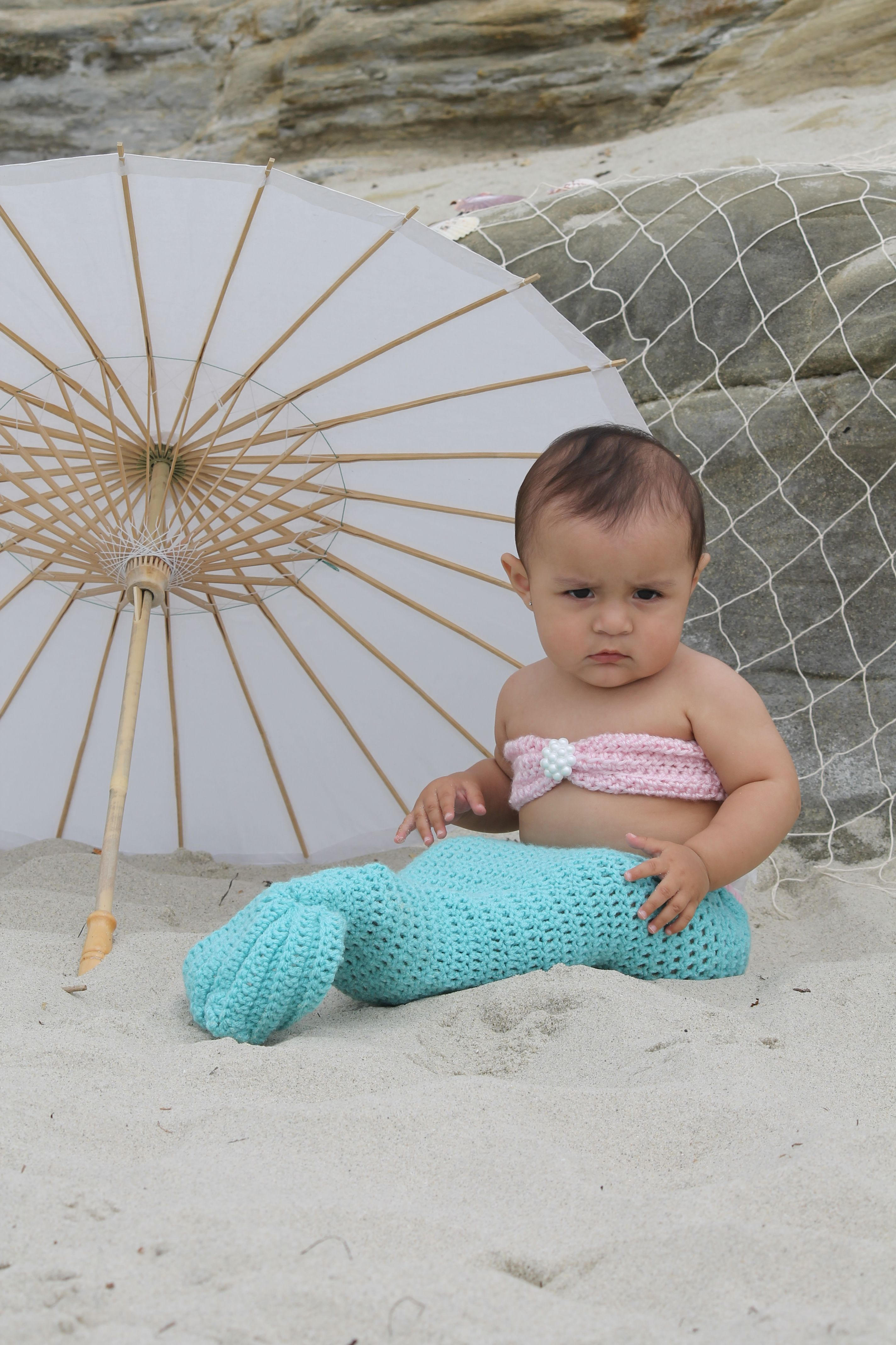 mermaid baby mermaid babys first birthday baby birthday ideas