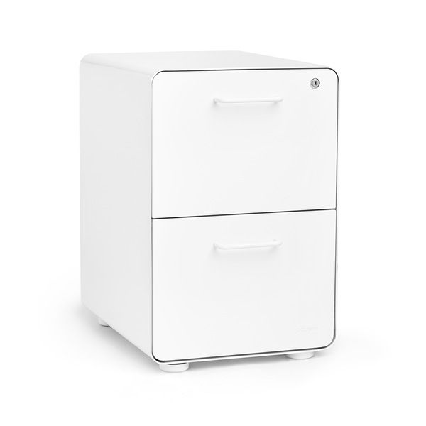 White Stow 2 Drawer File Cabinet With Images Filing Cabinet Drawer Filing Cabinet 2 Drawer File Cabinet