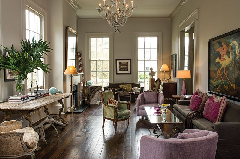 Mix Modern My New Orleans New Orleans Living Room Classic Living Room Fancy Houses