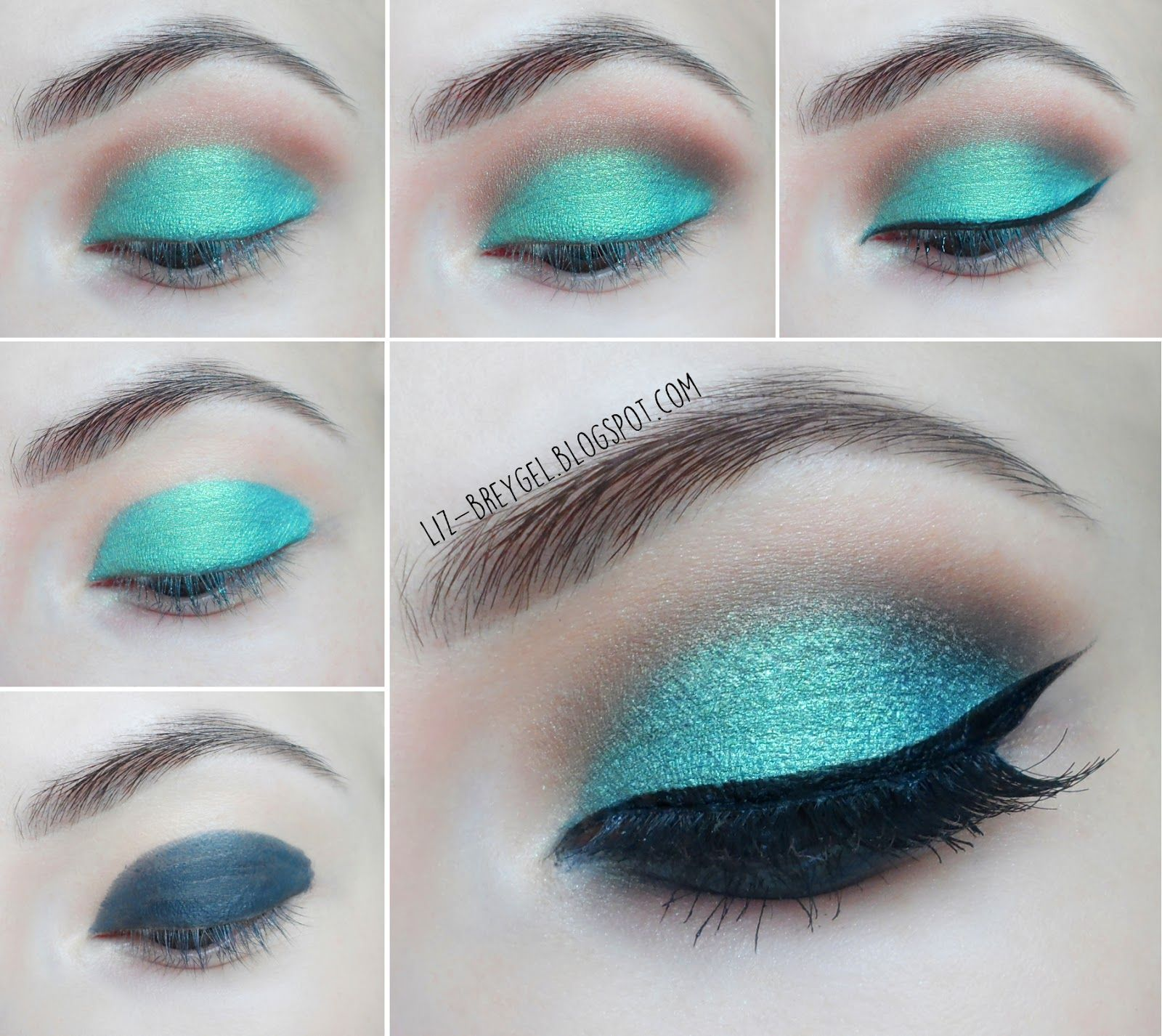 Beauty angel duochrome night makeup for brown green eyes beauty angel duochrome night makeup for brown green eyes tutorial baditri Images