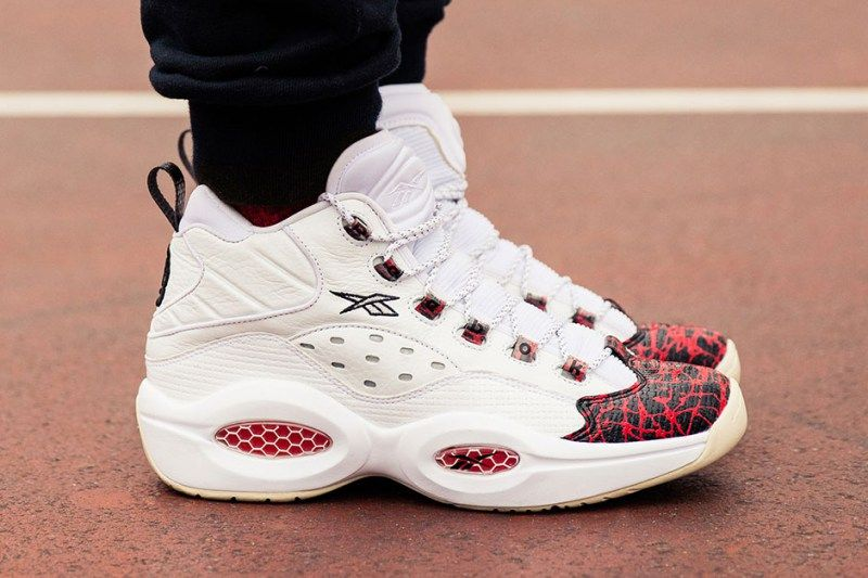 Iverson shoes, Sneaker magazine, Sneakers