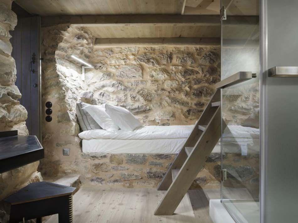 tainaron blue retreat – les chambres d'hôtes grecques au passé