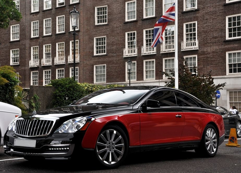 Two Door Maybach 57s Luxury Cars Range Rover Maybach Mercedes Car