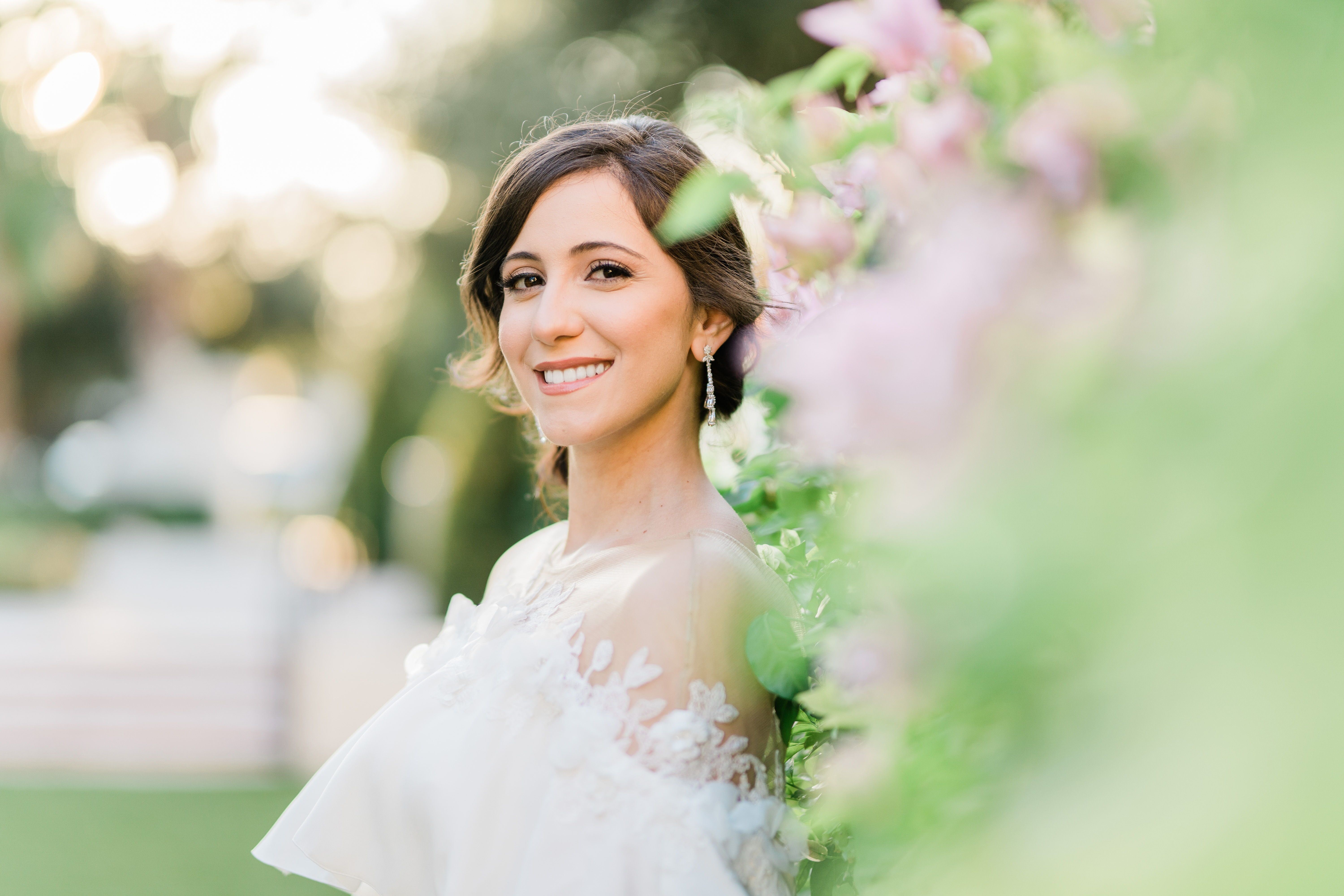 this bride looked stunning at her alfond inn wedding in