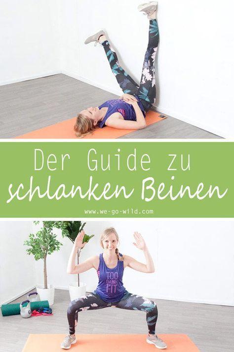 #abnehmen #Beine #effektive #für #Oberschenkel #schlanke #Übungen Mit diesem Guide für das Training...