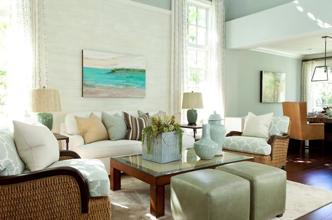 House of Turquoise: Barclay Butera Interiors