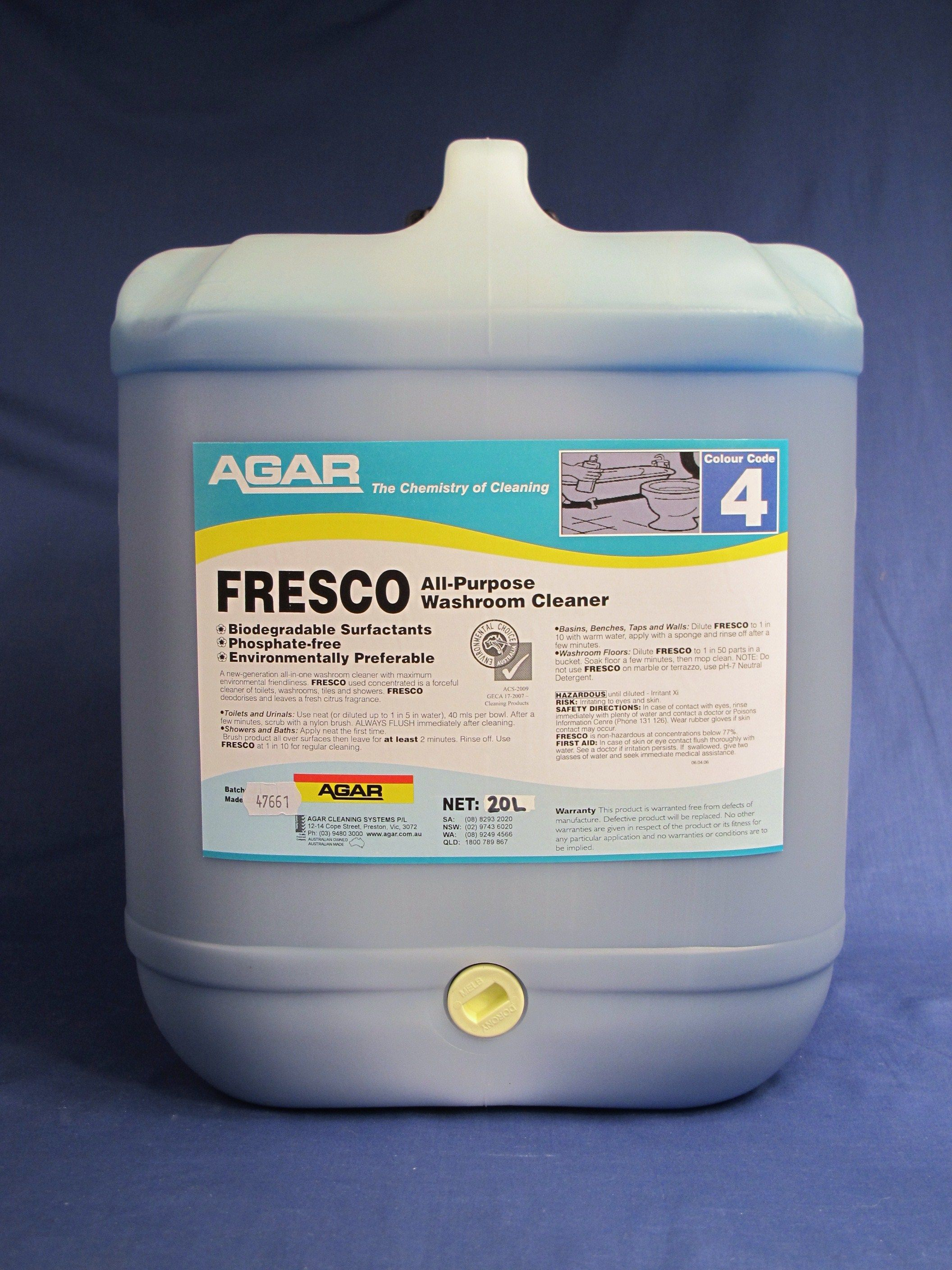 Fresco Http Www Geca Org Au Products All 54 Biodegradable Products Cleaning Fresco