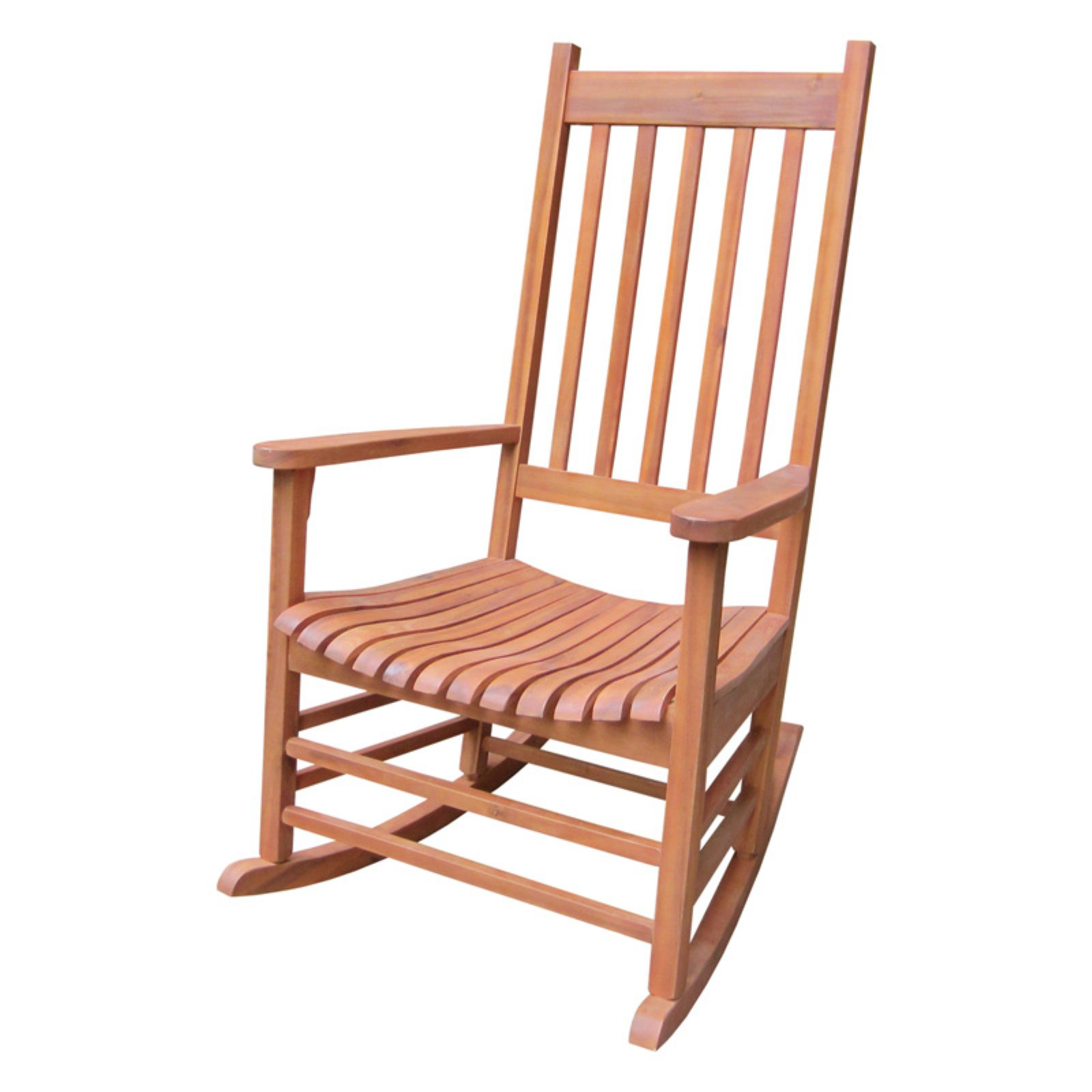 Outdoor International Concepts Solid Wood Porch Rocker