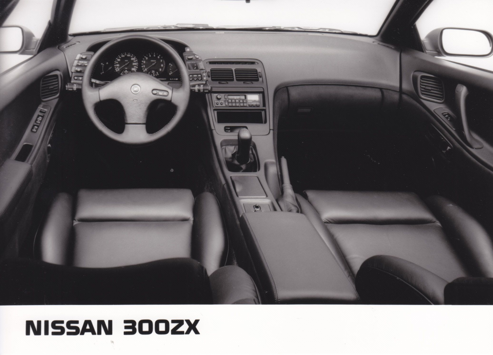 Nissan 300 Zx Dashboard 1991 Nissan 300zx Nissan Nissan Z