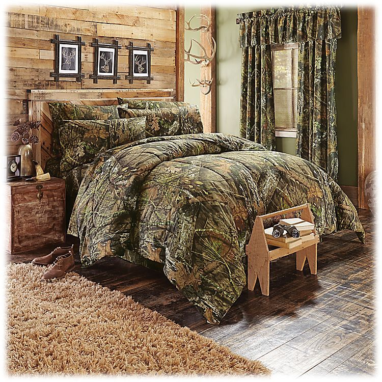 Bass Pro Shops Mossy Oak Break Up Country Bedding Collection