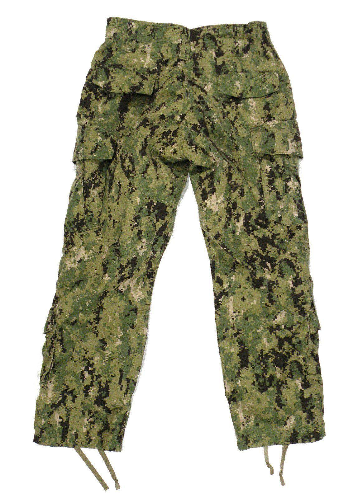 Usgi Us Navy Working Uniform Nwu Type Iii Woodland Trouser Us Navy Uniforms Us Navy Uniform
