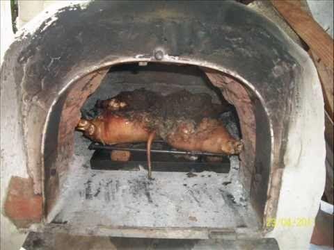Como hacer un horno de barro familia correa berm dez hornos como hacer un horno horno y Construir un horno de lena