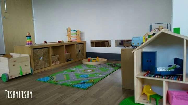 Essentials Indoor Natural Wooden Storage Set 1