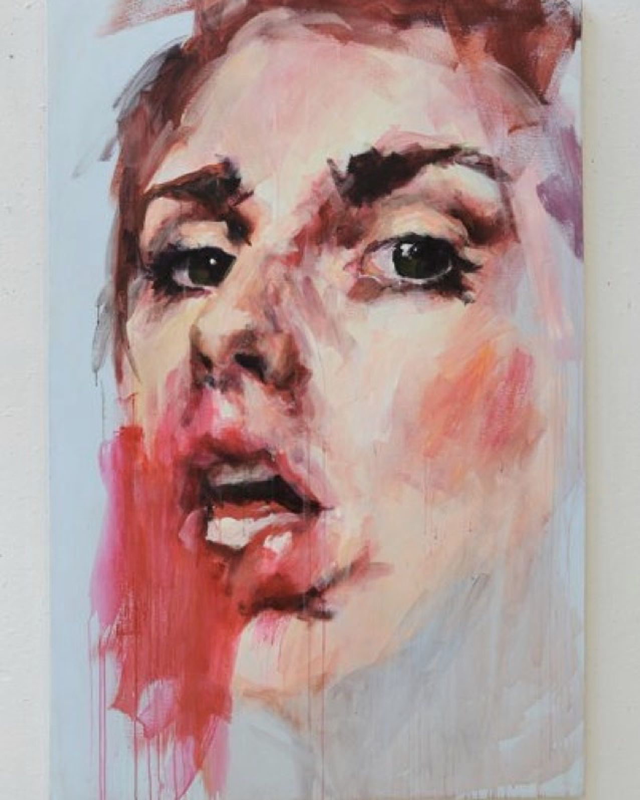 Ellysmallwood Portrait Art Elly Smallwood Art