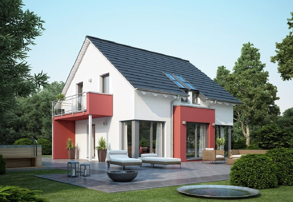 CONCEPT-M Aktionshaus 134 TZ V3 - Bien Zenker Haus and House - bien zenker haus
