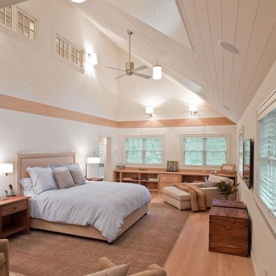 Half Vaulted Ceiling Front Family Room Pinterest