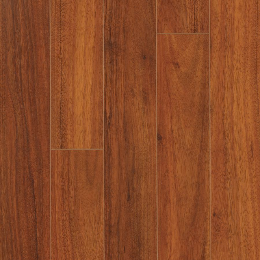 Pergo MAX 5.23in W x 3.93ft L Maui Acacia Smooth Wood