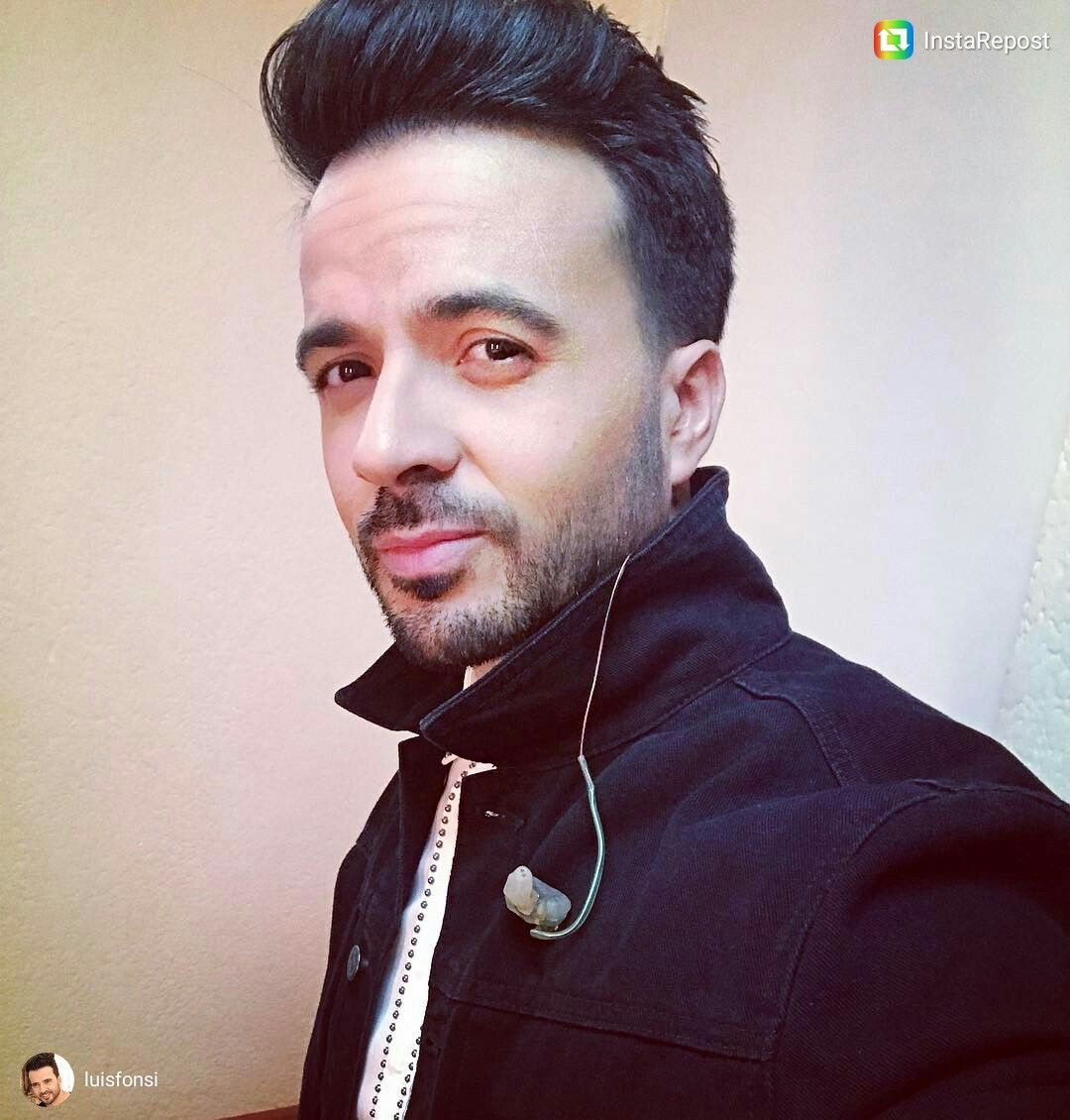 Luis Fonsi Haircut