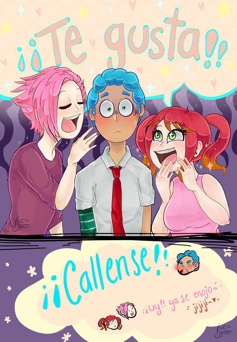 """Dibujos Anime: Continuación De Shipps De FNAFHS (imágenes) """"Cualquier"""