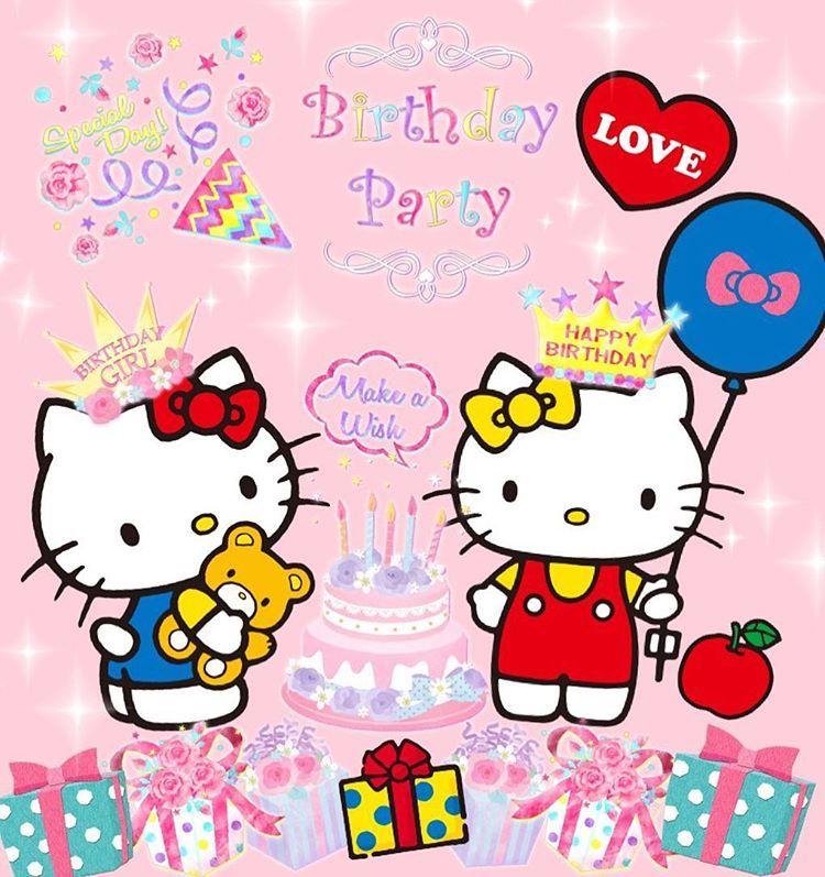 See This Instagram Photo By Princess Kitty Jen 163 Likes Hello Kitty Birthday Sanrio Hello Kitty Hello Kitty Pictures